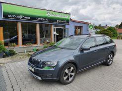 Škoda Octavia III Scout 4x4